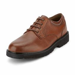 Dockers Mens Shelter Genuine Leather Rugged Oxford Shoe - Wi