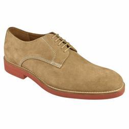 Peter Huber Mens Shoes Classic Buck Oxford Buck-Dirty