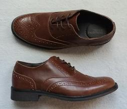 DEXTER COMFORT Mens Shoes OXFORD Derby DRESS FORMAL Suit WOR