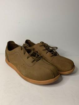 Crocs Men's Size 12 Venture Casual Oxford Shoes Brown Lace