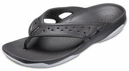 Crocs Mens Swiftwater™ Deck Flip