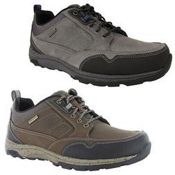 Dunham Mens Trukka Mudguard Waterproof Oxford Shoes