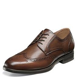 Florsheim Men's Midtown Medium/X-Wide Wingtip Oxford Shoes