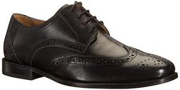 Florsheim Men's Montinaro Medium/X-Wide Wing Tip Oxford Shoe