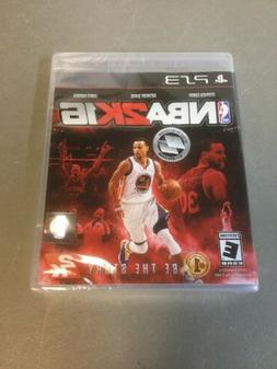 Factory Sealed NBA 2K16 PS3 Basketball Game E for Everyone N