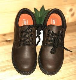 New Boys Faux Leather oxford shoes Max&Jake