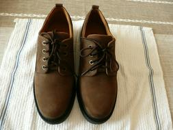 TIMBERLAND New Brown Stormbuck Waterproof Oxford Style Shoes