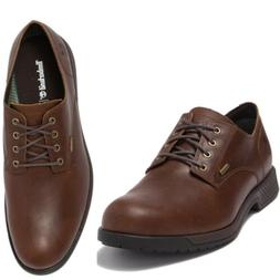 New Timberland City's Edge Gore Tex Oxford Shoes Mens Size 1