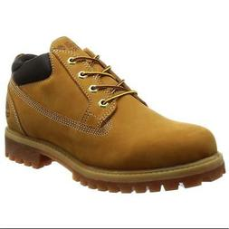NEW Timberland Men's Classic Oxford Waterproof Low Top Boots