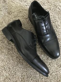 New Kenneth Cole Reaction Men's Cap Toe Oxford Shoes Sz. 9