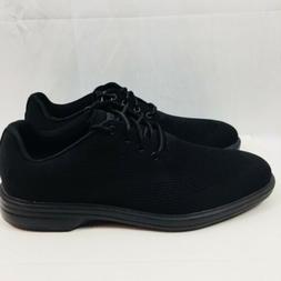New Mens Skechers Walson Dolen Size 9.5 Black Casual Fashion