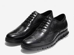 New Cole Haan ZERØGRAND Wingtip Oxford Shoes C20719 Zerogra