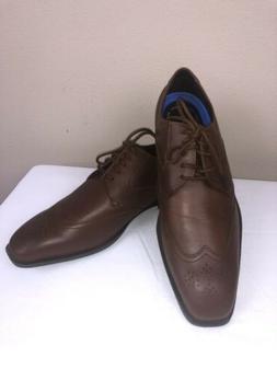 NWOB Rockport Adiprene by Adidas Men's Brown Oxford Shoes