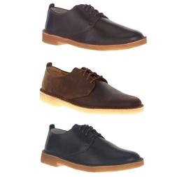 Clarks Originals Men's Desert London Oxford Suede / Leather