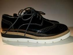Oxford women's shoes flats by Wanted new US size 6 M