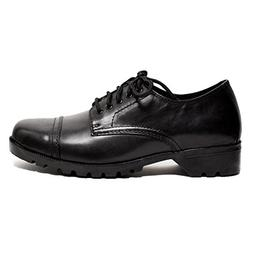 Women's Oxfords Leather Business Formal Shoes Lace up All Re