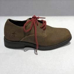 Penquin Boys Oxford Shoes, Brown, Size 11 - NWOB