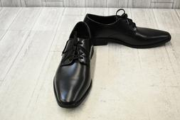 Men's Calvin Klein 'Ramses' Plain Toe Derby, Size 11 M - Bla