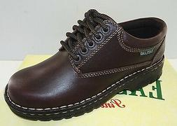 Eastland 'Plainview' Women's Brown Leather Oxford Shoe  3150