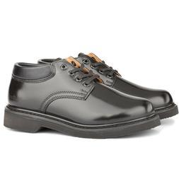 Pre Order DieHard Men's Soft Toe Oxford Work Shoes Black Lea
