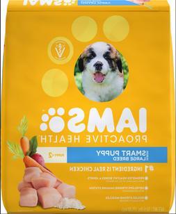 Iams ProActive Health Adult Large Breed Premium Dog Food, 40