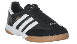 adidas Men's Samba Millenium Soccer Shoe,Black/Running White