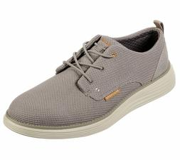 Skechers shoes Taupe Men Memory Foam Casual Comfort Soft Wov