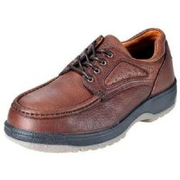 Florsheim Women's Steel Toe SD Oxford Work Shoes - FS240