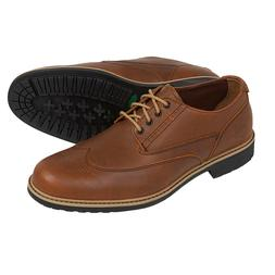 Timberland Stormbuck Brogue Oxford Shoes - Leather  Lace Up