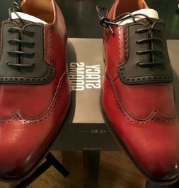 Stacy Adams Sullivan Wingtip Oxford Shoes 10/10.5/11/11.5/12