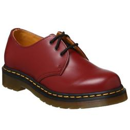 Dr. Martens Women's 1461 W Three-Eye Oxford Shoe