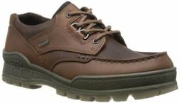 ECCO Men's Track II Low Gore-Tex Oxford,Bison,42 EU