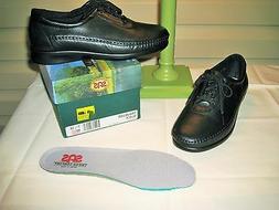 SAS Traveler Women's Black Comfort Oxford Shoes -- NEW IN BO
