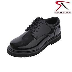 Rothco Uniform Oxford/Work Sole, Black, 7