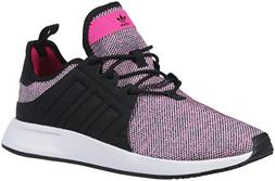 adidas Originals Unisex X_PLR Running Shoe, Shock Pink/Black