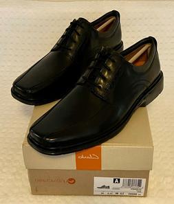 Clarks Unstructured Men's Un.Kenneth Oxford Dress Shoe Siz