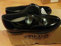 US ARMY  SHOES WOMEN'S DRESS  UNIFORM LEATHER OXFORD CAPPS B