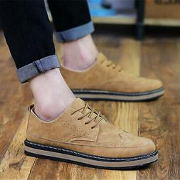 US Men's Outdoor Oxfords Casual Business Sport Shoes Work An