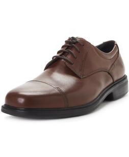 Bostonian Men's Wenham Dress Lace Up,Brown Leather,8 M US