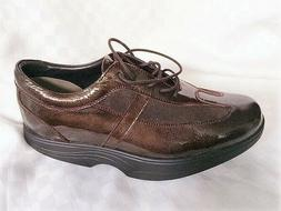 Cogent Wide Women Toning Shoes Cyrene Slip On Lace Up Oxford