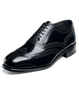 Florsheim Wingtip Brogue Leather Oxfords Size 10 D 70018  N