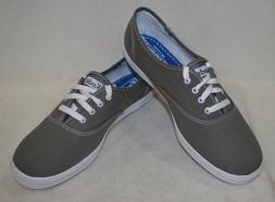 Keds Women's Champion Graphite Oxford Shoes - Size 8.5/9 NWO
