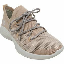 Timberland Women's Flyroam Go Knit Oxford Ankle-High Mesh Tr