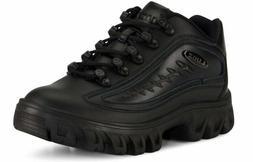 Women's Lugz Oxford DOT.COM 2.0 Black Casual Shoes WDOT2L-00