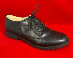 kling women's oxford shoe - black - sz EU 37/US 7
