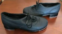 Bloch Women's Shockwave Dance Respect Oxford Tap Shoes Leath