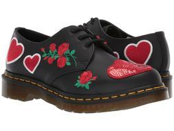 Women's Shoes Dr. Martens 1461 SEQUIN HEARTS Leather Oxfords
