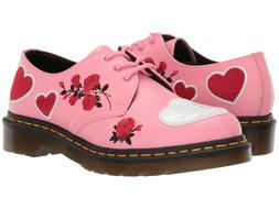 Women's Shoes Dr. Martens 1461 SEQUIN HEARTS Leather Oxfords