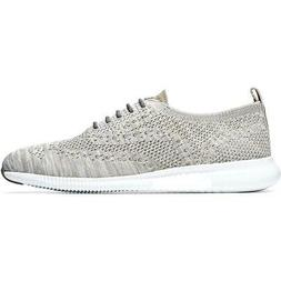 Cole Haan Womens 2.ZeroGrand Knit Lace-Up Wingtip Oxfords Sh