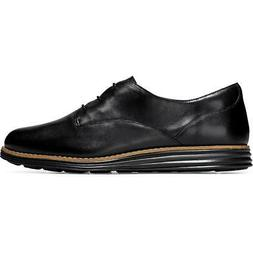 Cole Haan Womens OriginalGrand Leather Flat Casual Oxfords S